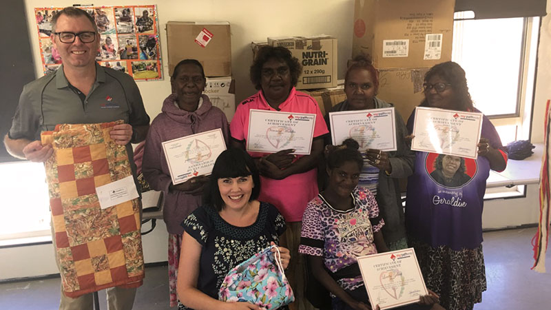 Media Release - Inspirational project connects women across borders