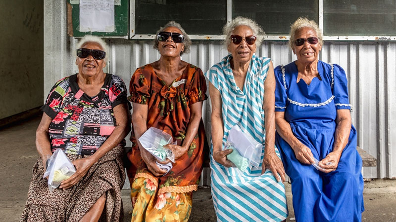 Media Release - Keep the glasses coming to help the people of PNG