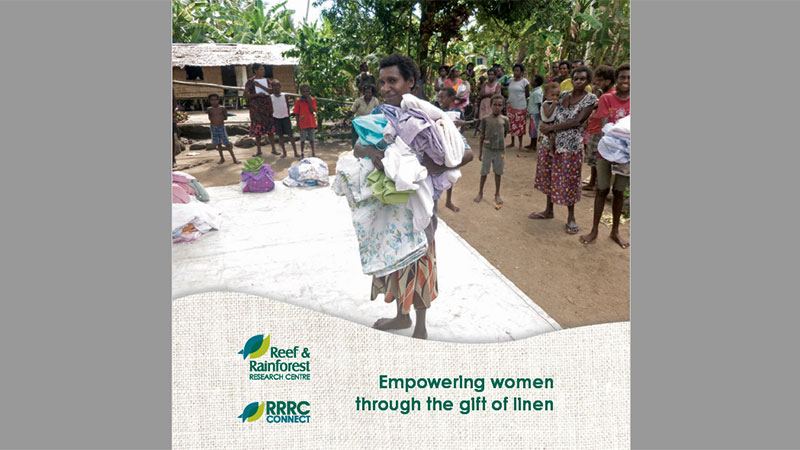 Empowering women through the gift of linen