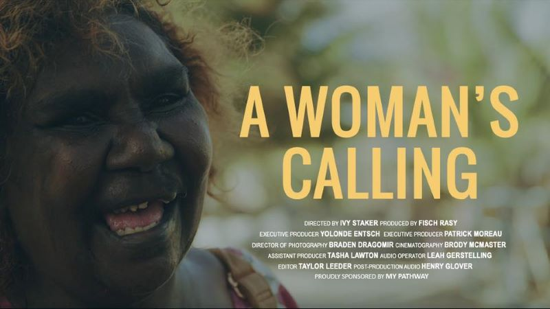 Media Release - Doomadgee women set to shine on the small screen
