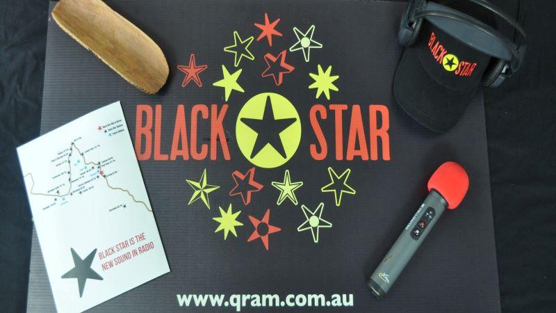 Media Interview - Black Star Radio