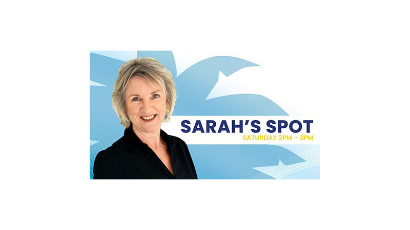 Radio Interview - Sarah's Spot