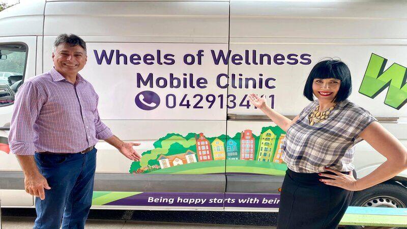 News item - Wheels of Wellness Mobile Van Launch